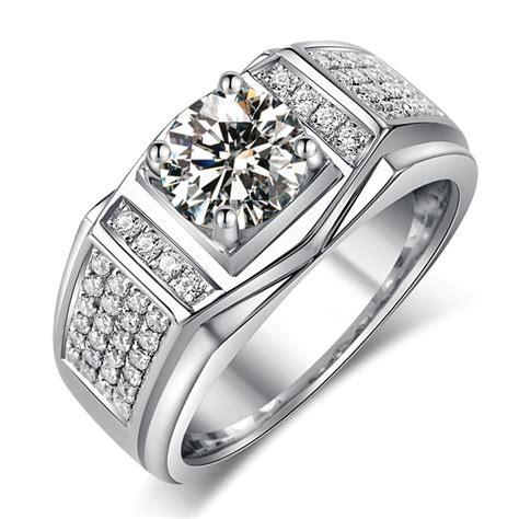 mens designer rings wedding promise
