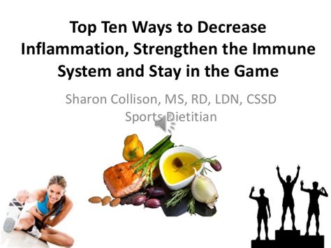 10 Ways To Channel Irritation by Top 10 Ways To Decrease Inflammation And Strengthen Immune