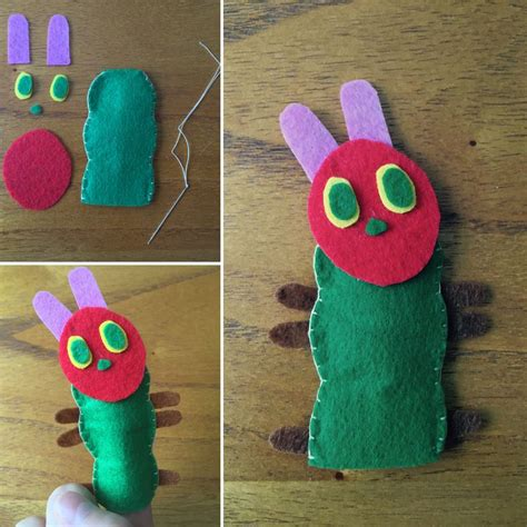 hungry caterpillar sock puppet 93 best images about hungry caterpillar on programs quilt kits and jacob s ladder