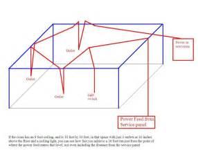 basic room recessed lighting wiring diagram room free printable wiring diagrams