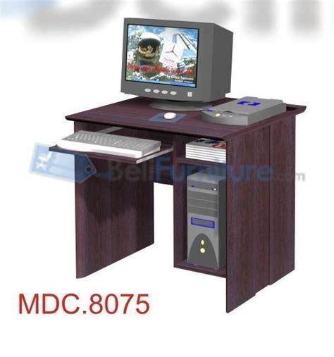 Expo Meja Komputer Mdc 1075 Best Seller expo mdc 8075 meja komputer meja kantor murah