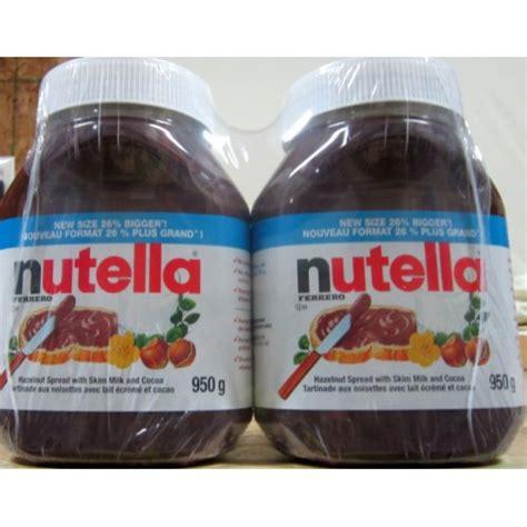 Nutella Ferrero 375 Gram nutella gram