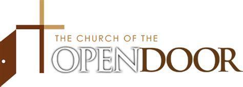 Church Of The Open Door by The Church Of The Open Door Church History