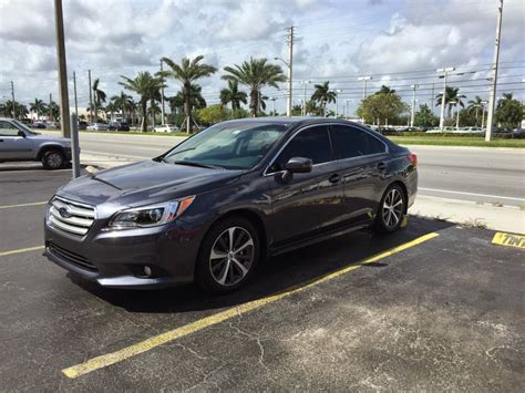 2015 subaru legacy sport stitches of violet monday was a big day