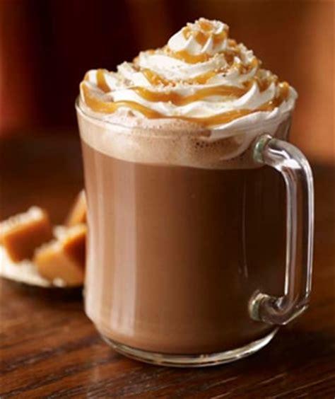 Salted Caramel Hot Chocolate   Starbucks Coffee Company