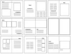 design grid template design practice kinfolk grids and layout development
