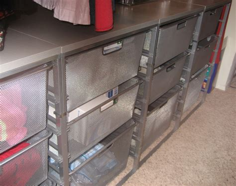 mesh closet drawers a jones for organizing how to transform your