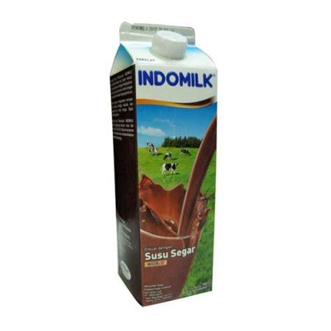 Indomilk Choclate plm indomilk plain 200ml puri pangan utama