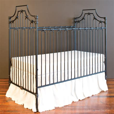 Distressed Wood Baby Crib by Parisian 3 In 1 Crib Distressed Black