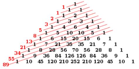 triangle pattern sequence 10 facts about leonardo fibonacci less known facts
