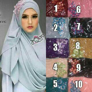 Khimar Yola Iners Premium Jilbab Iners Yola Khimar jual harga pastan kiara zero2fifty