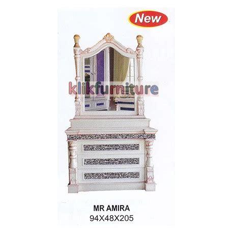 Meja Rias Bigland harga meja rias kayu amira cms distributor furniture
