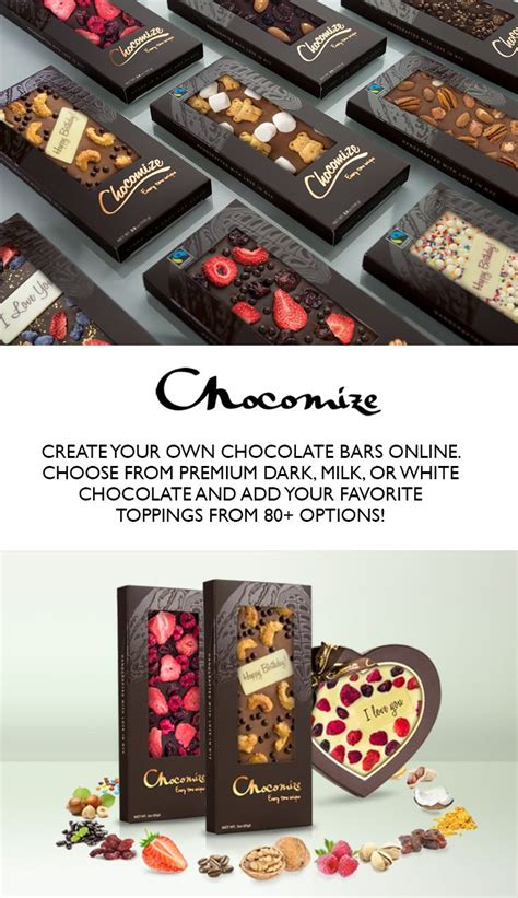 Kado Special Coklat Personalized Chocolate 124 best images about chocomize custom chocolate bars on