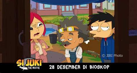Film Bioskop Juki | film terbaru si juki the movie telan biaya rp10 miliar