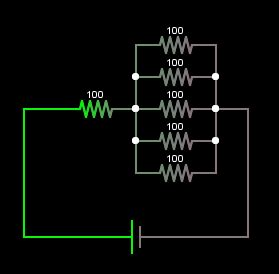 resistor infinite resistance can the problem of finding the equivalent resistance between two points in an infinite grid of