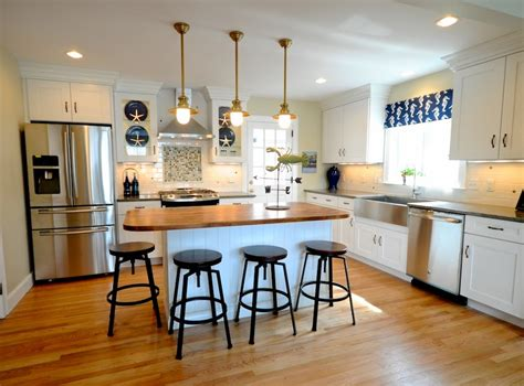 Ranch Floor Plans Open Concept Sopo Cottage The Kitchens Before And After