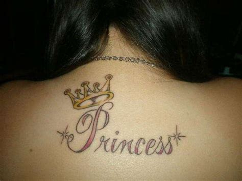 tattooed princesses crown tattoos tattoos for