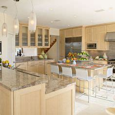 natural maple cabinets with caeserstone desert limestone 1000 images about collin s kitchen on pinterest maple