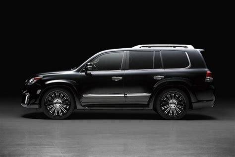 2017 lexus lx 570 redesigned best 8 passenger vehicles