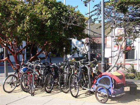School Bike Racks by 12 Shopping By Bike Bicycling Monterey Resources For Anywhere Info Hub For Biking