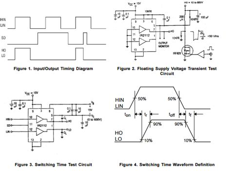 transistors in integrated circuits ir2112 popular integrated circuits transistor and integrated circuit high and low side driver