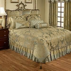 austin horn classics duchess 4 piece comforter set bed