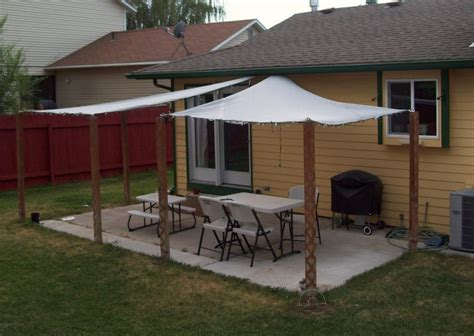 marvelous diy patio shade 11 patio shade sail newsonair org