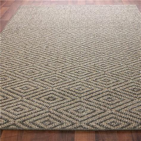 patterned sisal rugs sisal rug eclectic rugs by shades of light