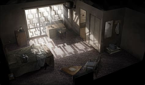 bedroom concept art heavy rain prince of persia movie and gi joe movie
