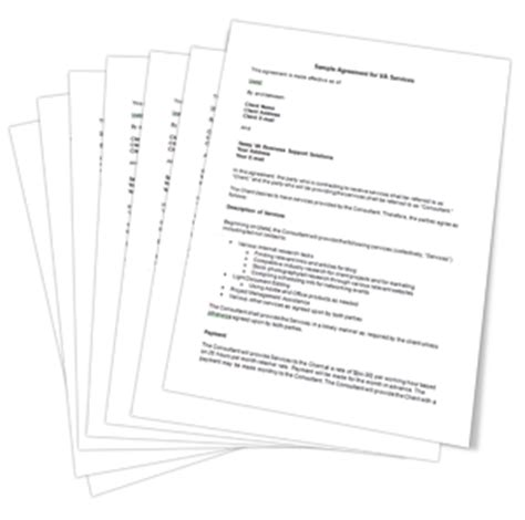 Virtual Assistant Forms Free Assistant Forms And Templates