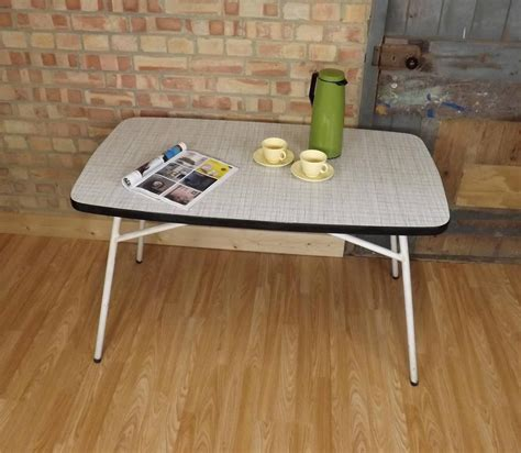 1950 s 60 s formica top kitchen table retro vintage mid