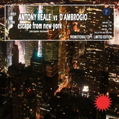 theme music escape from new york the escape from new york l a page a tribute to snake