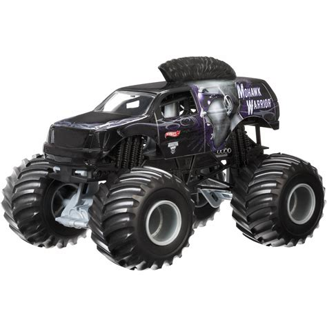 walmart jam trucks wheels jam mutt sound smashers vehicle
