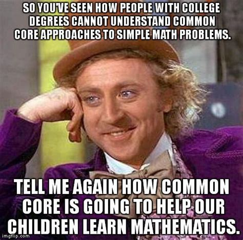 Common Core Meme - common core math meme