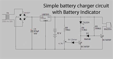 car charger circuit diagram car battery charger schematic diagram get free image