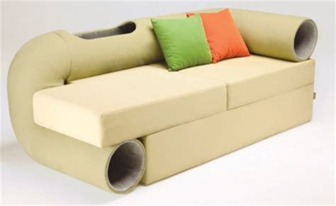 gadget sofa cat tunnel couch craziest gadgets