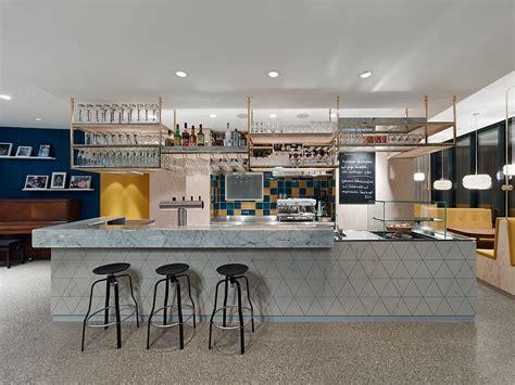 cafe clover interior design popular cafe gets reved for many functions design milk