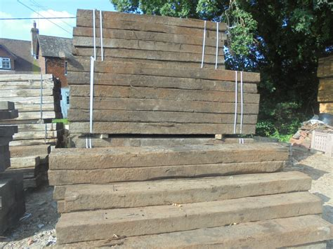 reclaimed pine sleepers authentic reclamation