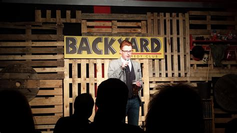 backyard comedy club backyard comedy club nightlife in bethnal green