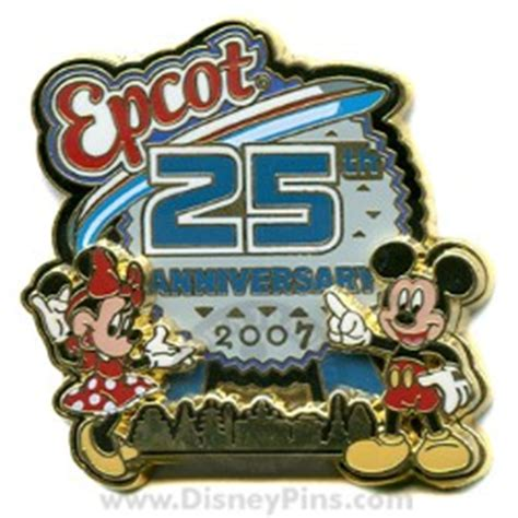 Celebrate The Mouse Disneys Mickey Mouse Iphone All Hp your wdw store disney epcot pin 25th anniversary