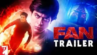 Srk House shah rukh khan s fan movie trailer launch watch online