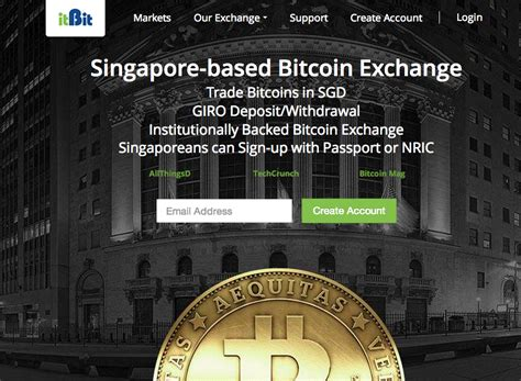 bitcoin singapore want to trade bitcoins in singapore check out itbit