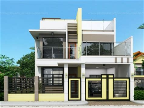 Pinoy House Design two storey house plans pinoy eplans modern house