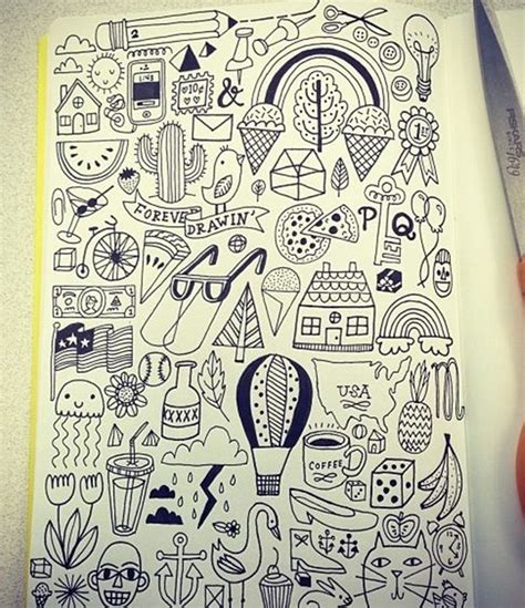 40 Beautiful Doodle Ideas Page 2 Of 2 Bored