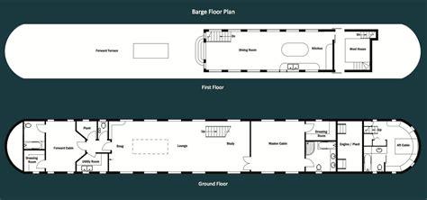 house barge plans bespoke luxury floating penthouse in london idesignarch interior design