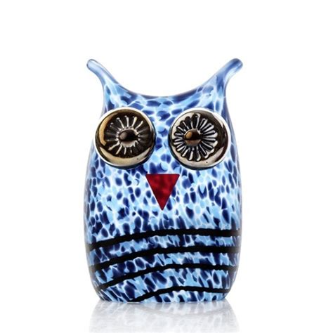 Mini Owl 2 borowski mini owl paperweight glass a0373 shop