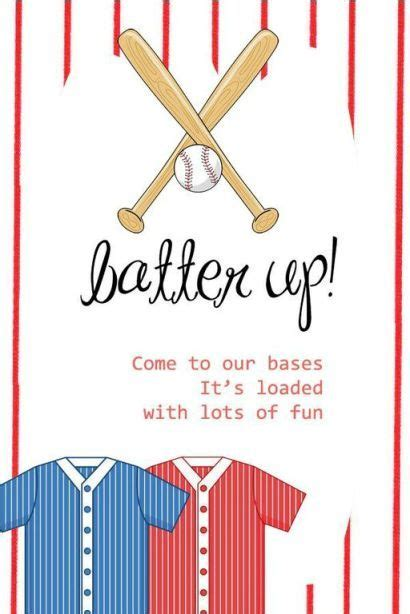 themed party quotes baseball theme birthday party on pinterest baseball