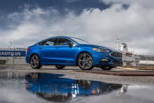 Ford Sport 2017 Ford Fusion Sport Ecoboost Awd Test Motor Trend