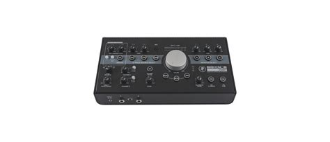 Usb Knob Controller by Mackie Big Knob Studio Monitor Controller 2x4 Usb Audio