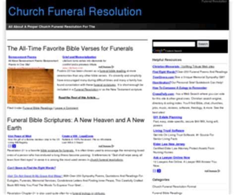churchfuneralresolutioncom church funeral resolution